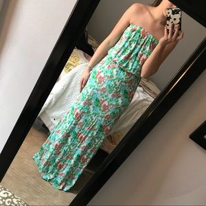 Lilly Pulitzer Printed Maxi Dress